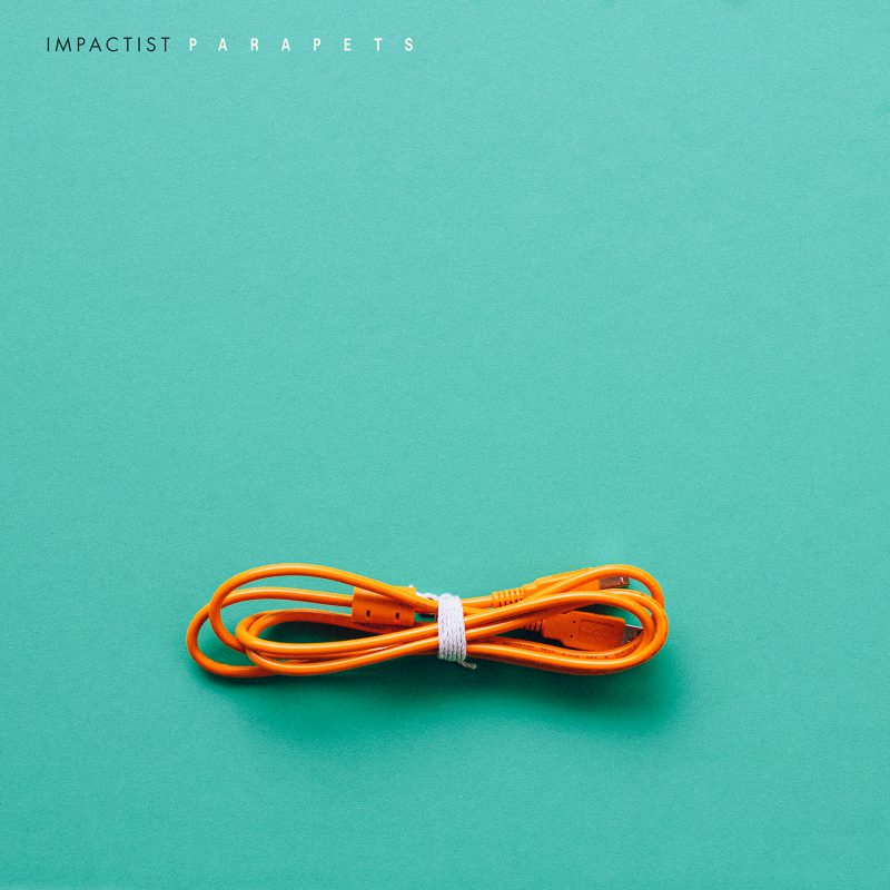 Impactist_Parapets_EP_Cover