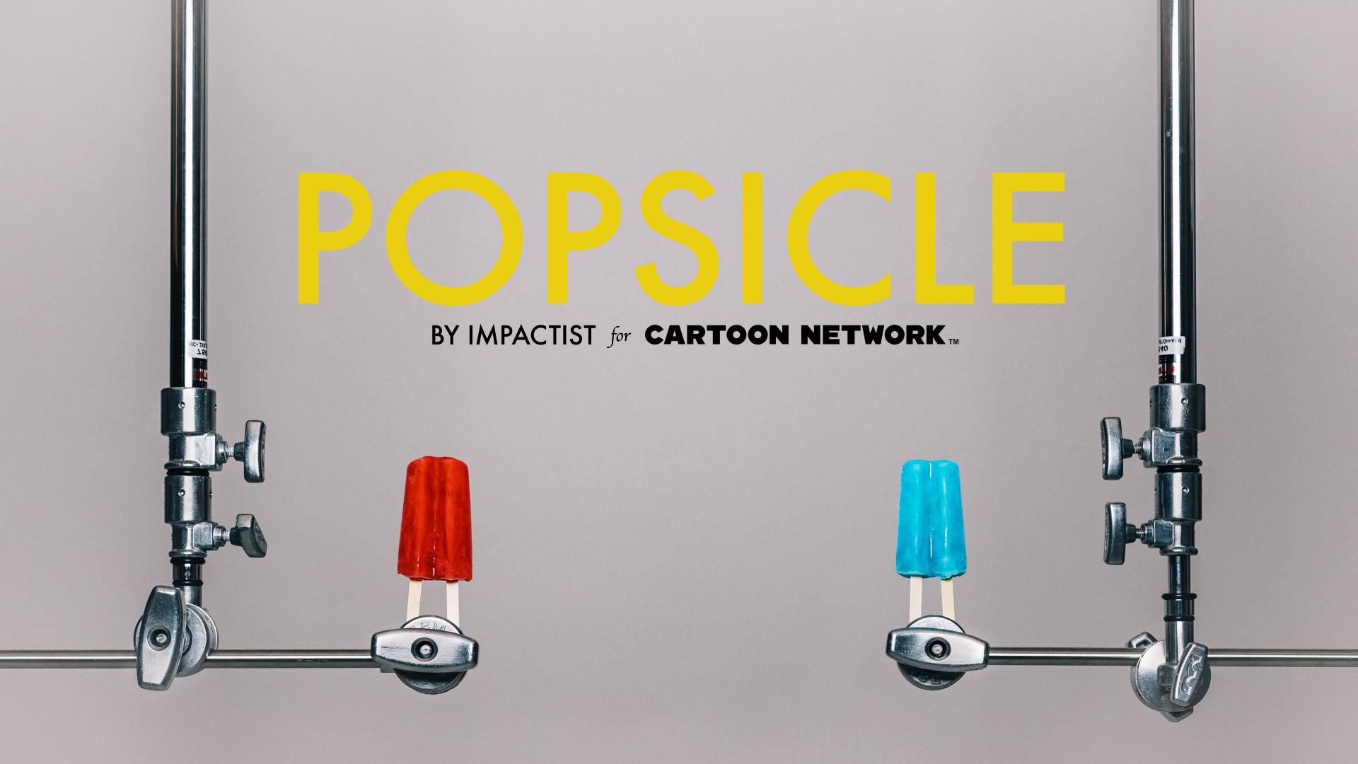 Impactist Popsicle